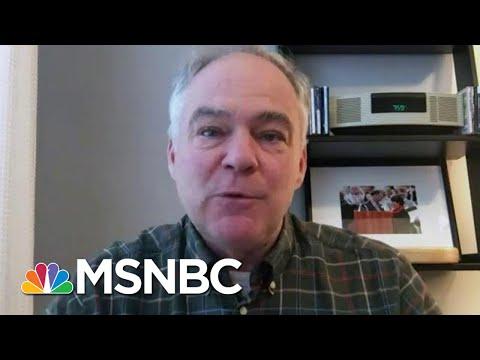 'A Moment Of Intense Confusion': Sen. Kaine Describes Mob Violence | Morning Joe | MSNBC