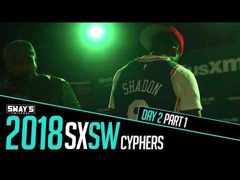 Sway In The Morning 2018 SXSW Cypher Day 2 Part 1