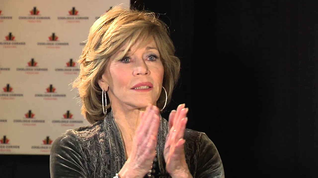 Jane Fonda Full Interview - YouTube