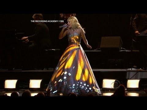 Grammys 2013: Carrie Underwood Dress Designer Don O'Neill Reveals Secrets