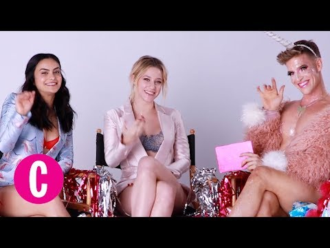Glitter Fantasy's Glitterview with Camila Mendes and Lili Reinhart   Episode 23   Cosmopolitan
