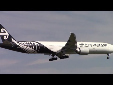 London Heathrow RWY 09L Arrivals Part 8: Air New Zealand, MEA, Aegean Airlines, etc.
