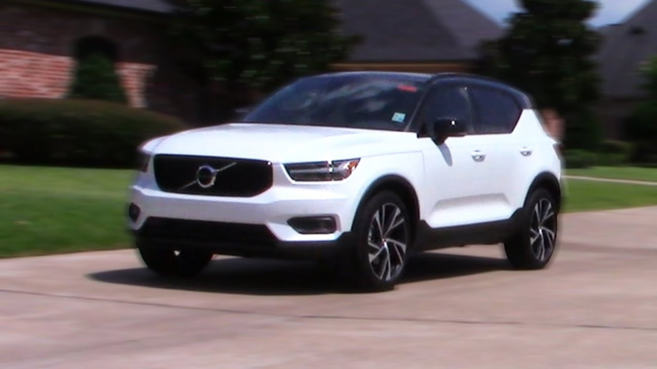 2020/2021 Volvo XC40 T5 R-Design SUV Review, Tour And test Drive