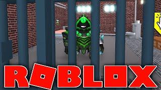 Can We Escape Prison!? | Roblox Escape the Prison Obby