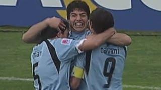 Hammertor von Luis Suarez bei der U-20 WM 2007