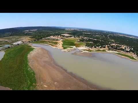 Lake Palo Pinto Aerial Drought Survey 08-14-14Youtube mp4