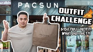 Pacsun Outfit Challenge / Black Friday / $500 Giveaway!
