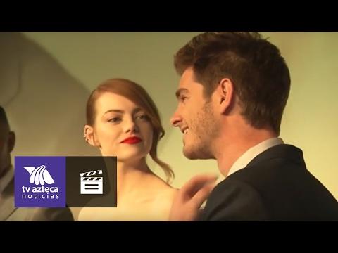 Andrew Garfield y Emma Stone eran pareja, ahora están nominados al Oscar