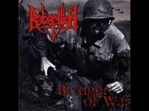 Rebaelliun - Bringer of War [FULL ALBUM]