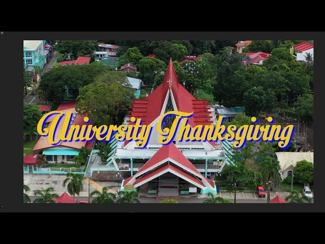 University Virtual Thanksgiving 2020