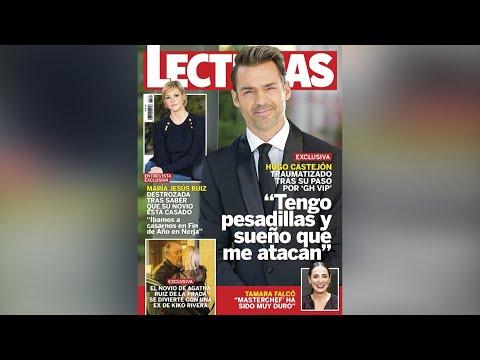 "Hugo Castejón: ""Sueño que me atacan"""