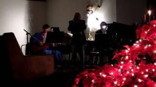 """Ken Angotti Plays """"Silent Night"""" at Sarasota"""