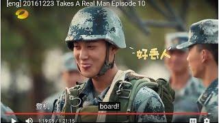 Video [eng] 20161223 Takes A Real Man Episode 10/14 download MP3, 3GP, MP4, WEBM, AVI, FLV Desember 2017