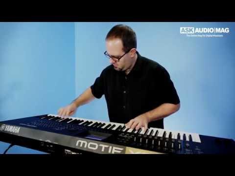 Yamaha Motif Xf Explored