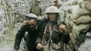 WWI 1914-1918: La Grande Guerre. L'enfer des tranchées.