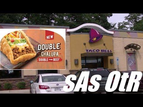 sAs OtR: Taco Bell Double Chalupa