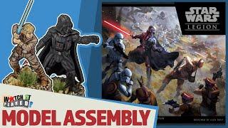 Star Wars: Legion - Model Assembly