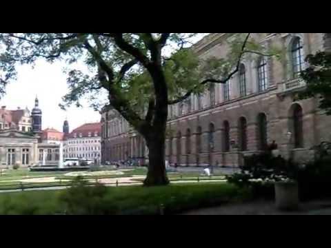Altstadt Dresden, Rundgang, 8.8.2013