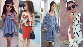 2019 top stylish western kids wear