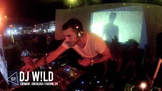 DJ WiLD @ ISF MUSIC FESTIVAL - Vieste, 2013 Aug 6