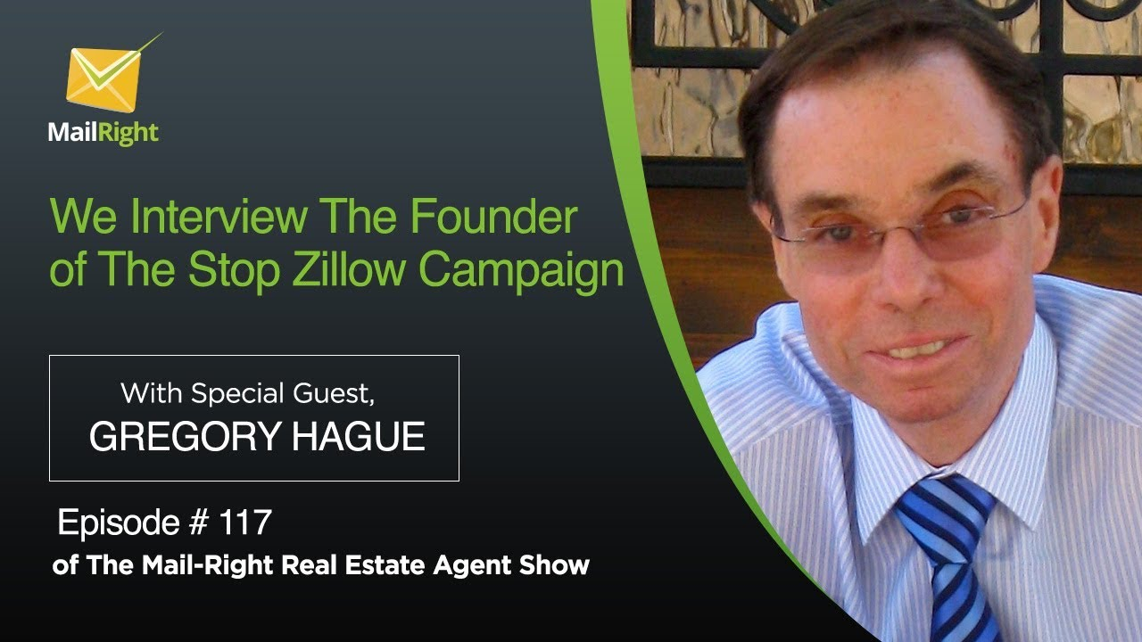 Gregory Hague We Interview The Founder of The Stop Zillow