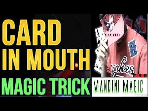 french kiss magic trick
