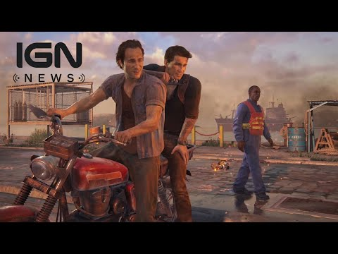 Naughty Dog Creative Director Weighs in on Uncharted Movie - IGN News