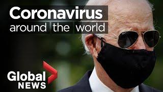 Coronavirus around the world: May 27, 2020