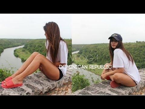 Vlog 1 // Dominican Republic