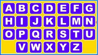 A B C D E F G H I J K L M N O P Q R S T U V W X Y Z | Capital Alphabet | Capital Letters A To Z