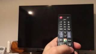 Samsung Smart TV UE40ES6100 WiFi problem after SmartHUB recomanded update