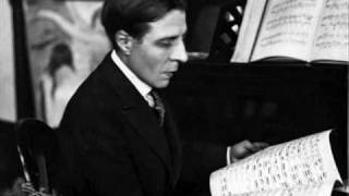 Alfred Cortot - Chopin Ballade No. 1 in G Minor, Op. 23