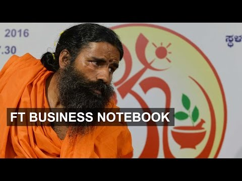 India's holy toothpaste I FT Business Notebook