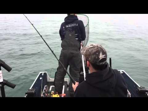 Walleye Fishing On The Saginaw Bay