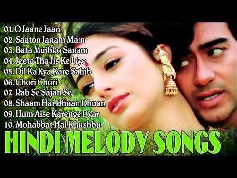 Hindi Melody Songs