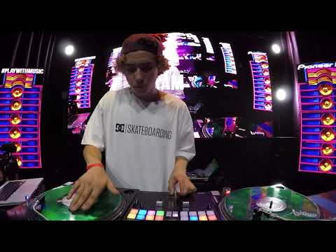 DJ RAM - NATIONAL FINAL RED BULL 3STYLE 2017 - CHILE