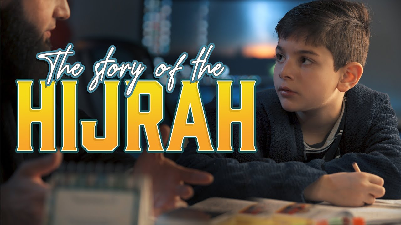 Download The story of the Hijrah in Cinematic 3D  | Islamic New Year