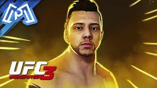 O COMEÇO! - EA Sports UFC 3 - Modo Carreira #01