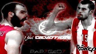 Olympiacos BC - I feel DEVOTION!