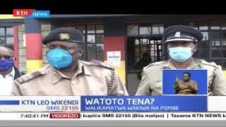 Watoto Tena: Watoto 18 wakamatwa kahawa; walikamatwa wakiwa na pombe
