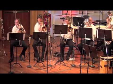 The Norwegian Radio Brass Plays Zappa: Peaches en Regalia