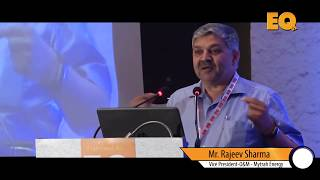 Rajeev Sharma Vice President-O&M - Mytrah Energy at EQ Solartech Conference