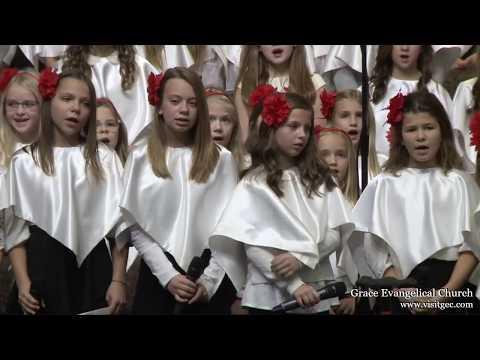 Sunday December 22nd, 2019 - Evening Service - GEC Kids Choir