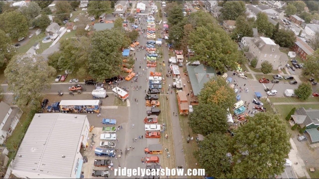 Ridgely Car Show YouTube - Ridgely car show
