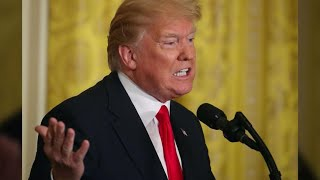 Trump questions why U.S. welcomes people from