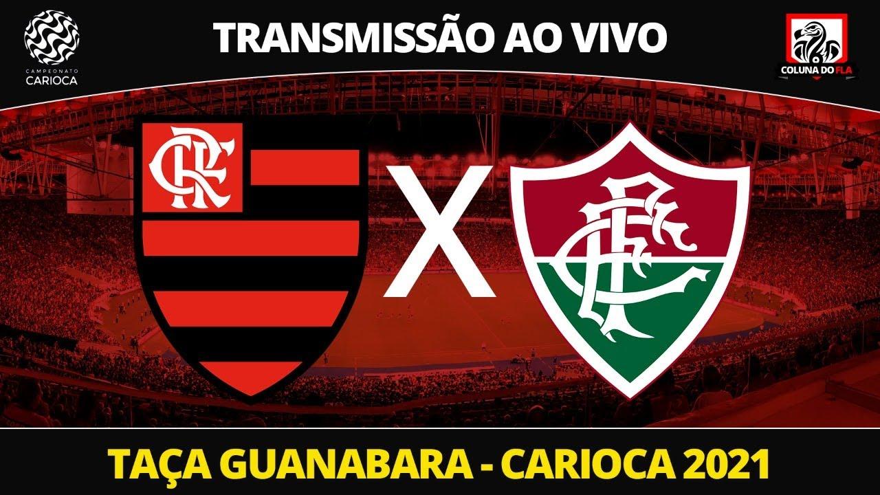 Flamengo X Fluminense Ao Vivo Do Maraca Campeonato Carioca 2021 Narracao Rafa Penido Youtube