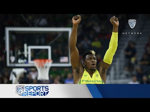Highlights: Oregon men