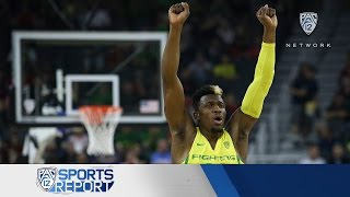 Highlights: Oregon men's basketball fends off hungry Cal Bears, advances to final