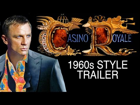 Casino Royale - 1960s Style Trailer