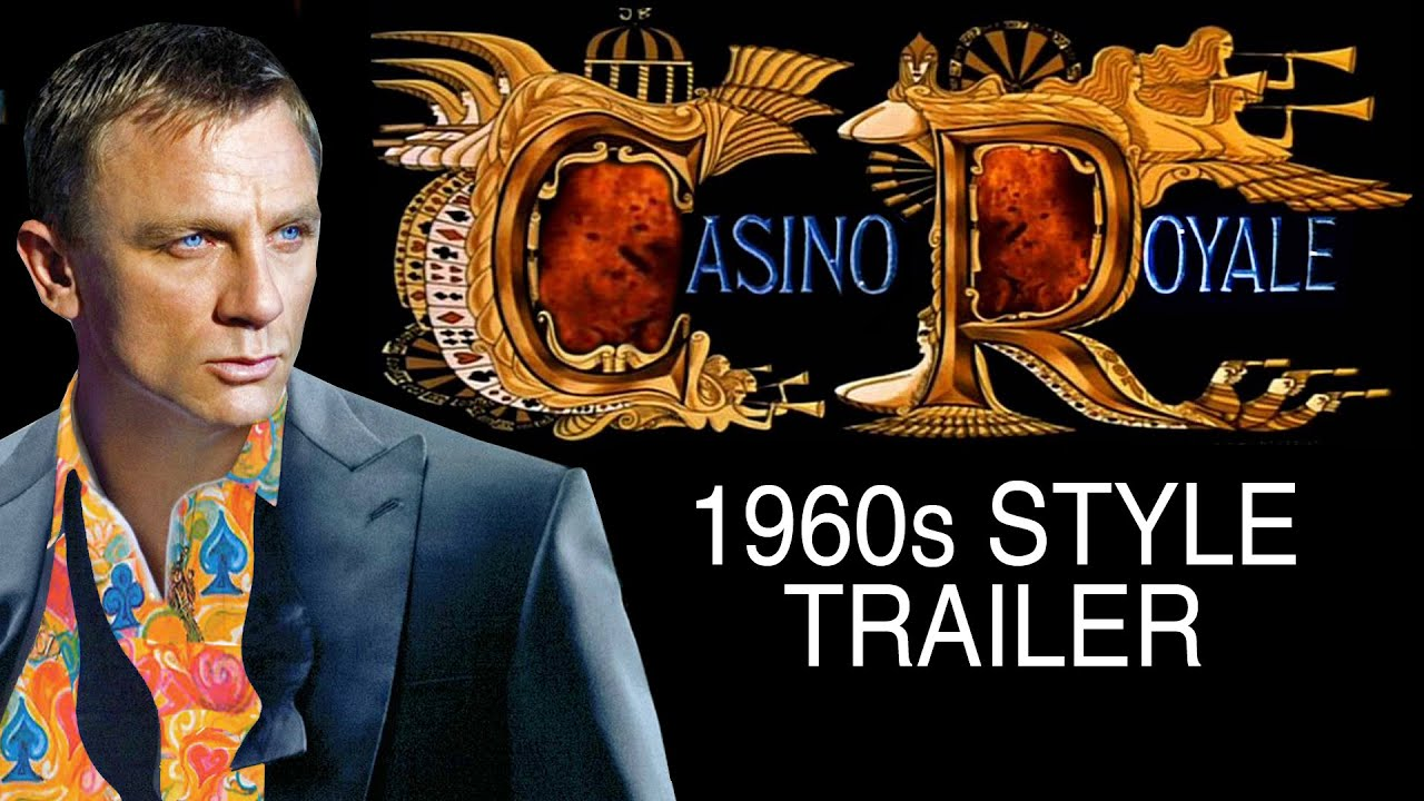 casino royale trailer video
